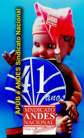 APUB é Andes Sindicato Nacional