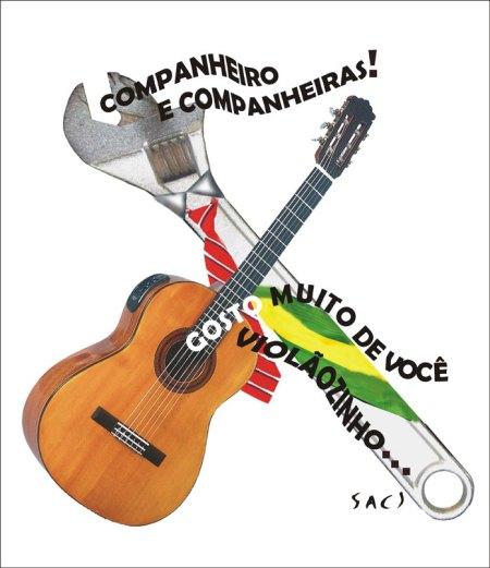Artista-X- Político-Menandro Ramos