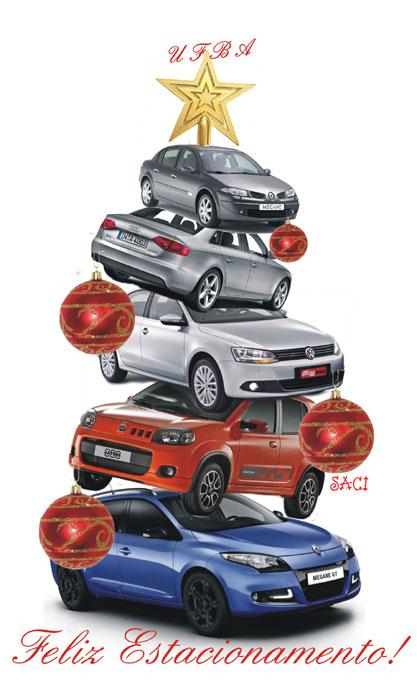 Para o Saci, o Natal e Ano Novo é a época das gentis gentilezas...