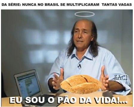 """Segundo  o Saci, para orgulho dos baianos, a """"Grobo"""" mostrou o ex-reitor da UFBA como uma espécie de Salvador da Educação brasileira..."""