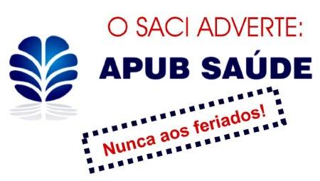 Há quem diga que o Apub Saúde se inspirou no filme grego Nunca aos Domingo (Never on Sanday)...