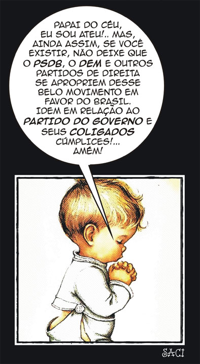 O-BEBÊ-ATEU