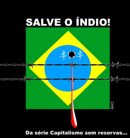 SALVR-O-ÍNDIO
