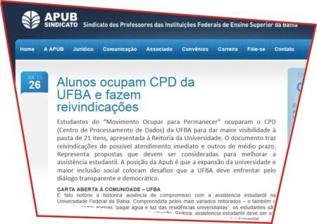 ocupação-CPD