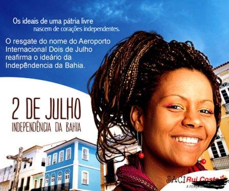 A imagem que me foi enviada por um político que pretende se candidatar a governador da Bahia foi recilada pelo Saci, pois ela tem tudo a ver com a nossa baianidade.