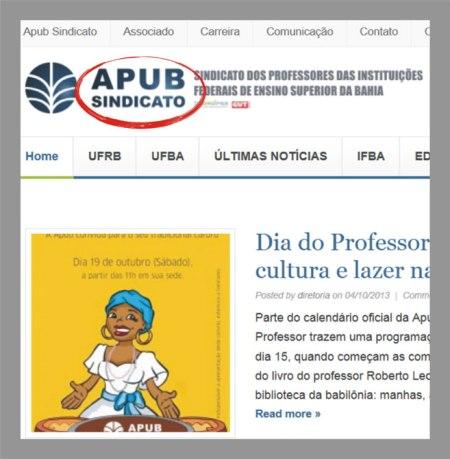 A-diretoria-da-APUB-ludibri