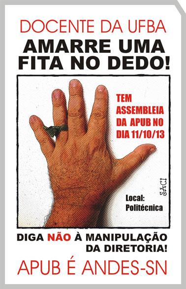 DIGA-NÃO-À-DIRETORIA