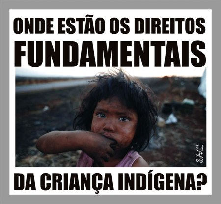 CRIANÇA-INDIGENA