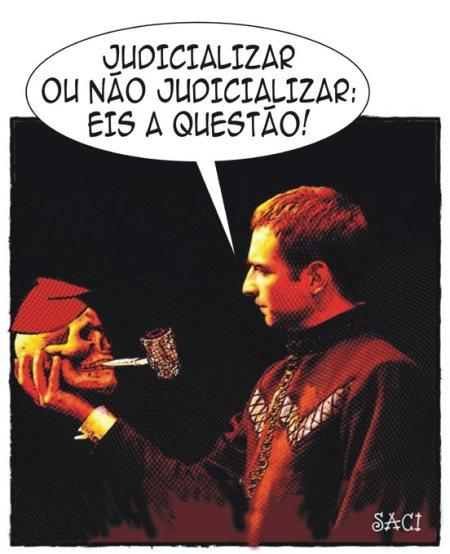 JUDICIALIZAR