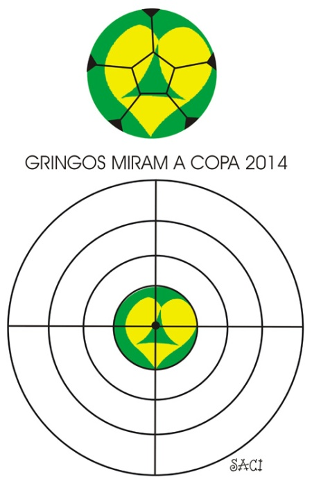 GRINGOS-MIRAM-A-COPA