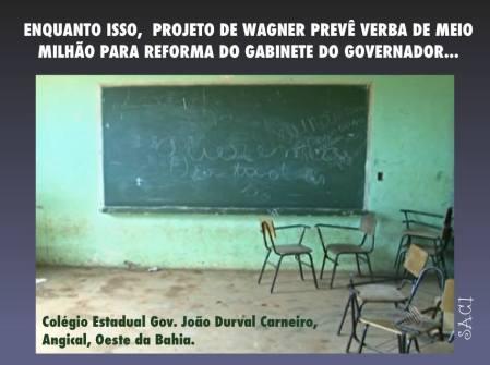 colegio em Angical