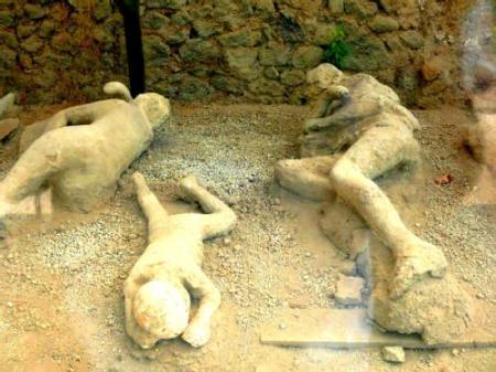 Moradores de Pompeia