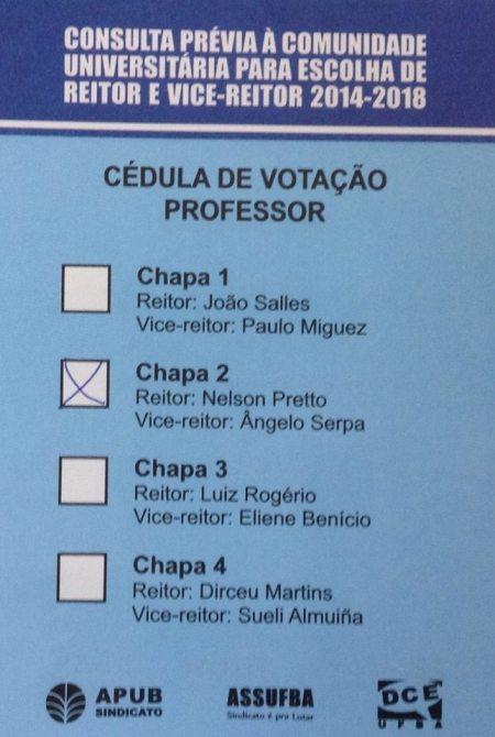 Vote em Pretto