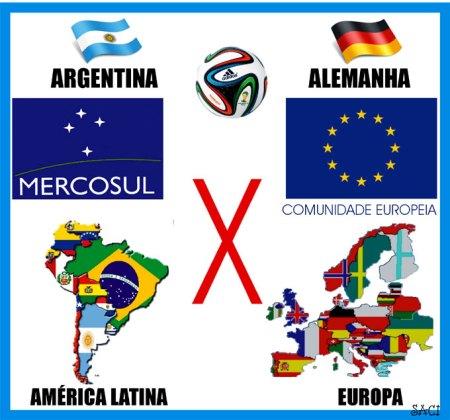ARGENTINA-ALEMANHA