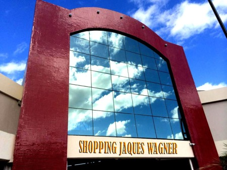 SHOPPING JAQUES WAGNER