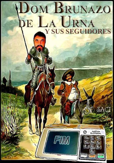 D. Brunazo de La Urna