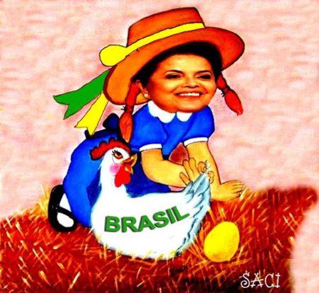 1 Dilma e a Galinha