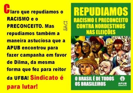 REPUDIO APUB