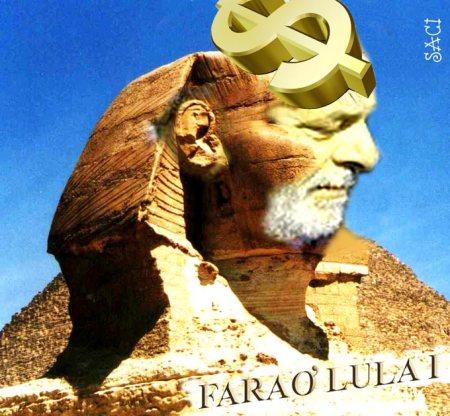 FARAÓ--LULA