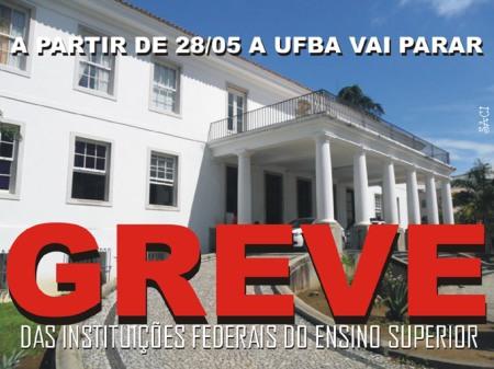 GREVE-UFBA