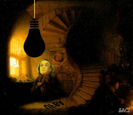 O filósofo de Rembrant