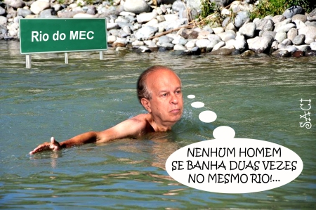 JANINE E O RIO DO MEC