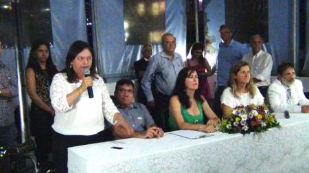 alice-portugal posse diretoria