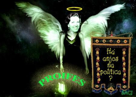 Em política não tem crianças nem anjos: todos buscam impor suas posições.