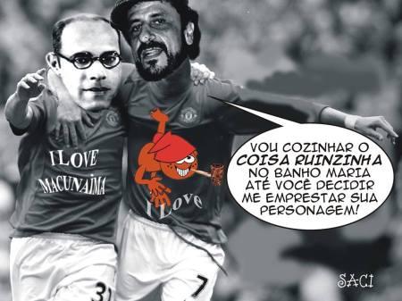 Pedrão e Andrade