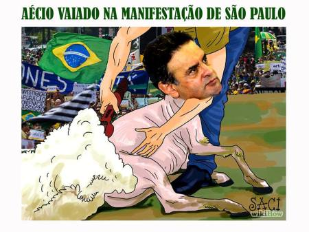 FOI BUSCAR LÃ 2016