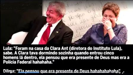 Sobre a diretora Instituto Lula 2016