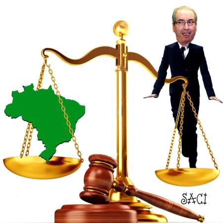 """A pergunta que não quer calar: """"Quanto pesa o deputado Eduardo Cunha?"""""""