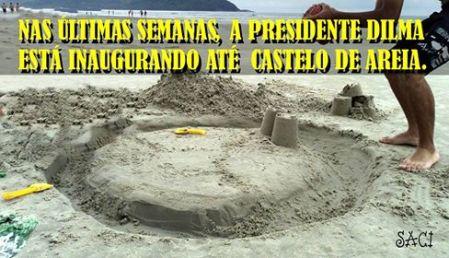 castelo de areia 2016