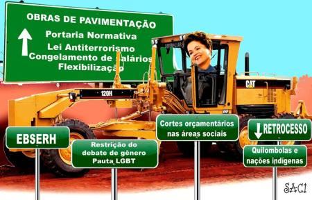 Dilma armou Temer 2016