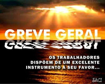 GREVE GERAL 2016