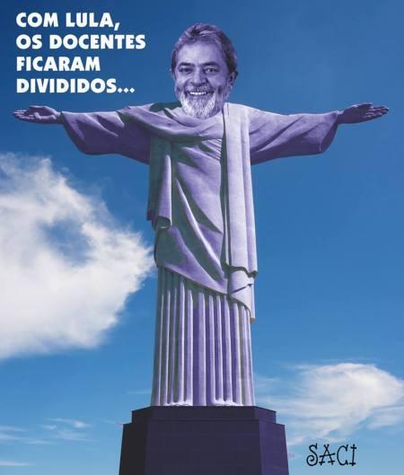 Lula o Redentor 2016