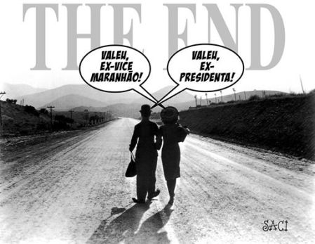 THE END 2016