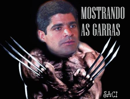 MOSTRTANDO AS GARRAS 2016
