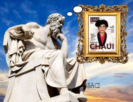 Para o Saci, certas afirmações suscitam intermináveis discussões do Oiapoque a Chauí...