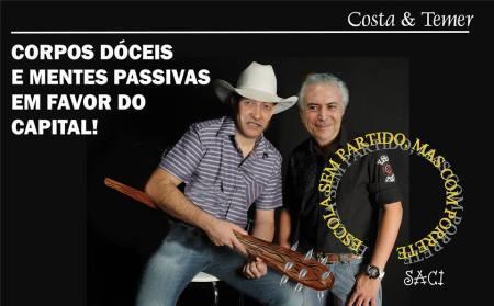 COSTA E TEMER 2016