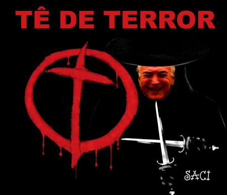 TE DE TERROR 2016