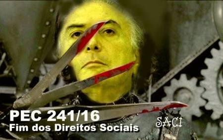 TEMPOS TEMEROSOS 2016